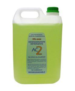 Produto Desengordurante em Garrafa de 5L. Caramba - Produto de limpeza desengordurante de grande eficácia para todo o tipo de sujidade orgânica.