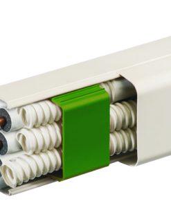 Calha Técnica em PVC - Haiceland. Não perca a oportunidade de conhecer todos os produtos de instalação AVAC disponíveis aqui.