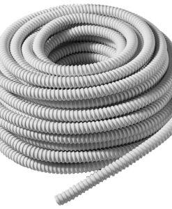 Tubo de Esgoto em PVC Anelado (30m.) - Haiceland. Não perca a oportunidade de conhecer todos os produtos de instalação AVAC disponíveis aqui.