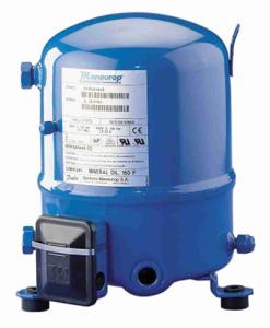 Compressores Herméticos Alternativos Maneurop R407C/R134A