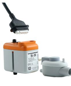 Mini Bomba de Condensados Mod. SI-30 Sauermann - Descubra a Gama de produtos disponível nas suas lojas Haiceland . www.haiceland.com