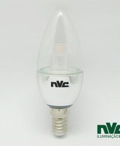 Não perca já a oportunidade de adquirir a sua LÂMPADA VELA NVC CL 3W E14 BRANCO QUENTE 180LM nas lojas Haiceland ou encomendá-lo aqui!
