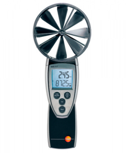 Anemómetro de Molinete para Superfícies Grandes Testo 417. Não perca a oportunidade de conhecer a ampla Gama e produtos de medição Testo. www.haiceland.com