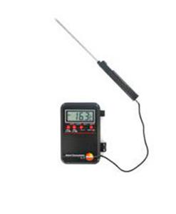 Mini Termómetro Testo - Haiceland. Não perca a oportunidade de conhecer a ampla Gama e produtos de medição Testo. Saiba mais em www.haiceland.com