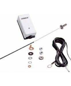 Ânodo de corrente Correx-Up Mp 2.3-900 para protecção catódica permanente. Para depósitos de acumulação até 300L.