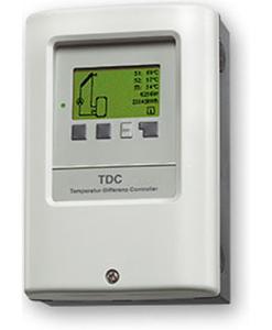 tdc1-controler-solar-diferential