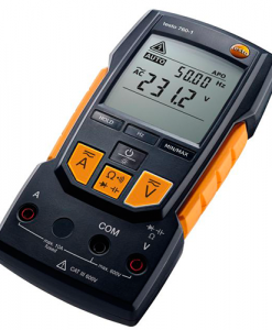 O Multímetro Digital Testo 760-1 medirá de forma mais fácil e mais segura que nunca todos os parâmetros elétricos importantes. Saiba mais aqui...
