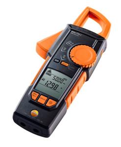 Pinça Amperimétrica Testo770-1 - para a medição de corrente sem contacto com cabos elétricos, condutores muito juntos e cujo diâmetro seja pequeno