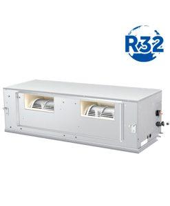 As Condutas Alta Pressão-Super Match Mono-Split Haier são a melhor opção para quando há intenção de ocultar o equipamento de climatização. Conheça a gama!