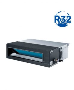 As Condutas Média Pressão R32-Super Match Mono-Split Haier são a opção certa, para a ocultação do equipamento de climatização. Conheça a Gama!