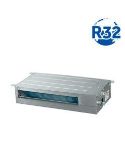 As Condutas Slim Baixa Pressão R32-Super Match Mono-Split Haier são a opção certa, para a ocultação do equipamento de climatização. Conheça a Gama!